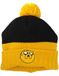 Adventure Time Jake Mns Cuff Beanie