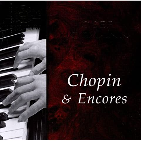 Josef Hofmann Plays Chopin(Concerto No1) - Nimbus Grand Piano