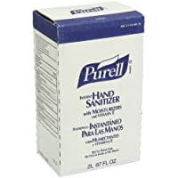 PURELL 2256-04 Advanced Instant Hand Sanitizer, 2,000 mL NXT Maximum Capacity Refill (Case of 4) by