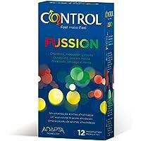 Kondome/Kondomen Control Fussion 12UNID 3verschiedenen Geschmacksrichtungen (4melocoton + 4Schokolade Minze +) preisvergleich bei billige-tabletten.eu