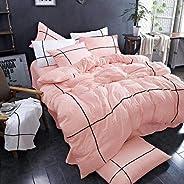King Size, Cotton,Print Pattern, Multi Color - Bedding Sets