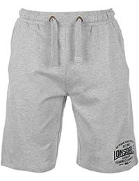 Lonsdale Herren Boxing Shorts Boxen Kurze Hose Sport Trainingshose Sporthose
