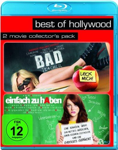 Bild von Bad Teacher/Einfach zu haben - Best of Hollywood/2 Movie Collector's Pack [Blu-ray]