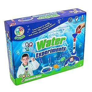Science4you 602663 Kit de Ciencia para experimentos de Agua