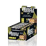 All Stars Muscle Protein Bar 24 x 80g Riegel Haselnuss-Karamell