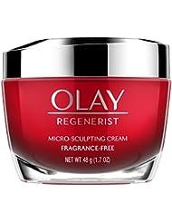 Olay Regenerist Advanced Anti-Age Micro-Sculpting Crème sans Parfum