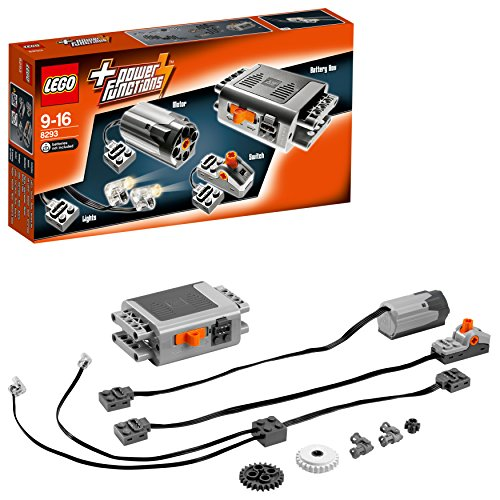LEGO Power Functions - Set Motores Complementarios