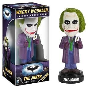 Funko Dark Knight Movie the Joker Wacky Wobbler, Multi Color