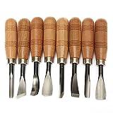 8pcs Holzschnitzwerkzeuge