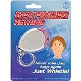 Portachiavi Trovachiavi Key Finder - cercale con un fischio!