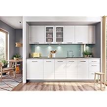 suchergebnis auf amazon.de für: küchenzeile ohne hängeschränke - Küchenzeile Ohne Kühlschrank