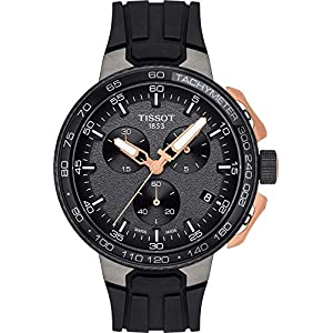 Tissot T-RACE CYCLING SILIKON T111.417.37.441.07 Cronógrafo para hombres