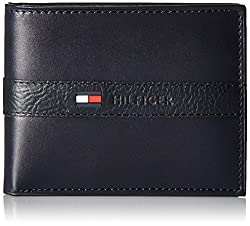 Tommy Hilfiger Black Mens Wallet