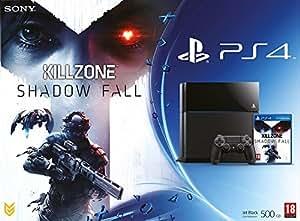 Console PS4 500 Go Noire + Killzone : Shadow Fall Playstation 4 500go Black + Killzone : Shadow Fall