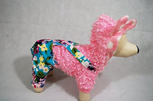 Hunde Cute Bunny Latzhose Coat (Chester Coat)