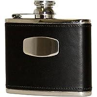 Bisley Flachmann–113,4g Flachmann, Zinn oder Edelstahl Shooting Whisky Fläschchen