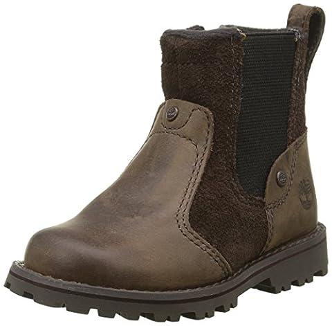 Timberland Jungen Asphalt Trail Chelse Chelsea Boots, Braun (Braun), 23 EU