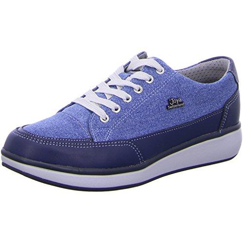 Joya Sonja Blue Jeans, Damen Halbsc Größe 40 Blau (Blau)