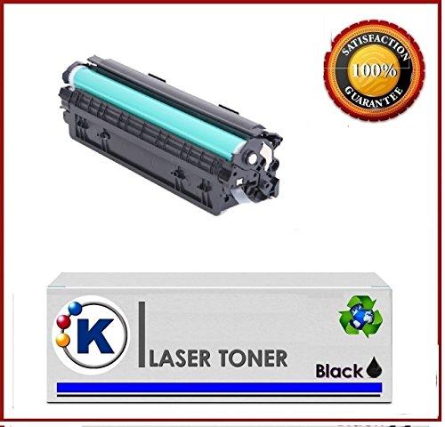 Preisvergleich Produktbild Toner Canon i-SENSYS Drucker mf249dw, ersetzt Toner Canon 737, CRG 737. Kein Originalprodukt Versand aus Madrid.
