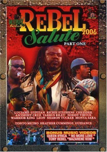 Image of Various Artists - Rebel Salute 2006 Part One [DVD] [Region 1] [US Import] [NTSC]