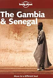Lonely Planet The Gambia and Senegal by Andrew Burke (2002-09-04)