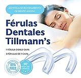 Tillmann's Férula Dental Bruxismo 4 unidades - Férula De Descarga...