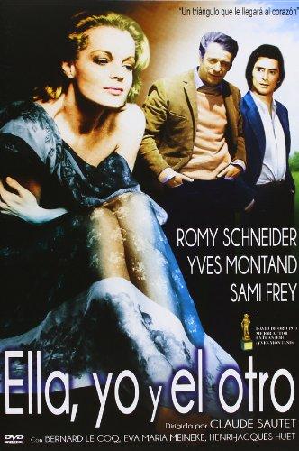 Cesar und Rosalie - Ella, Yo Y El Otro - César Et Rosalie - Claude Sautet - Yves Montand y Romy Schneider - Audio: Spanisch, Fr