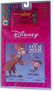 Great Mouse Detectives/Book & Cassett [CASSETTE]