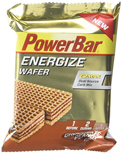 Powerbar Energize Wafer Peanut 40 g x 12,12243542