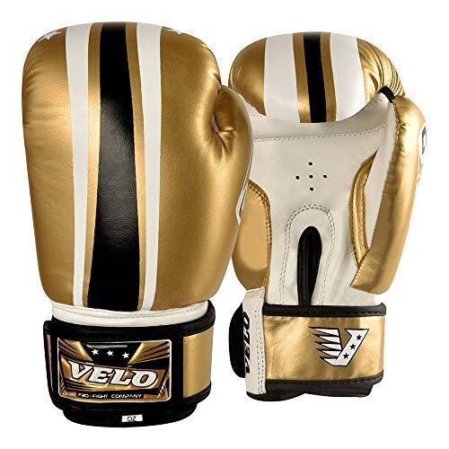 Velo Kids Boxing Gloves Junior Kickboxing Mitts Punch Bag G4D (6oz) 2fad56f50b8
