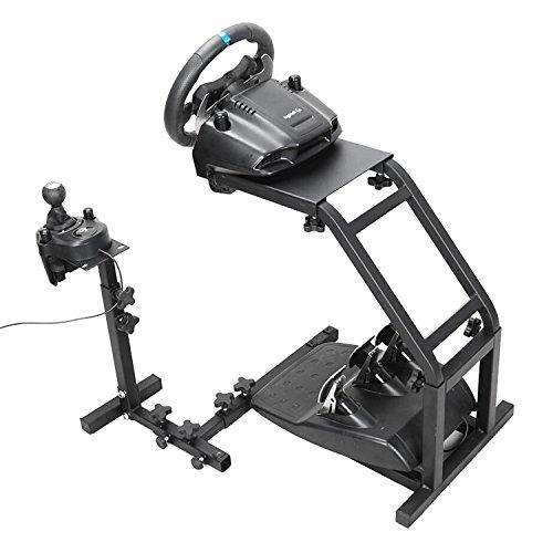 Autovictoria Simulador de Carrera Soporte de Volante de...