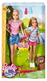 Barbie Sisters Camping Fun 2 doll set Barbie and Stacie Pack