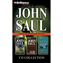 John Saul CD Collection: The God Project, Nathaniel, and Perfect Nightmare