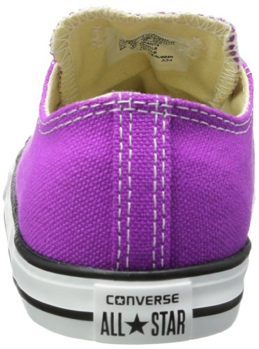 Converse Chuck Taylor All Star Season Ox, Unisex Sneaker Violett (VIOLET FLEUR CACTUS)