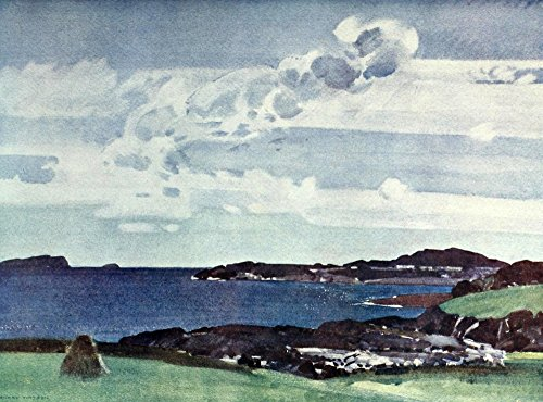 harry-watson-british-water-colour-painting-1920-near-oban-artistica-di-stampa-4572-x-6096-cm