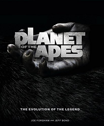 Planet Of The Apes. The Evolution Of The Leg