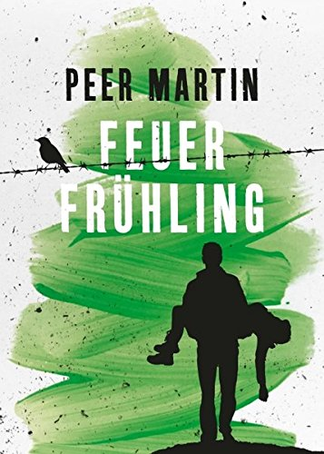 Buchseite und Rezensionen zu 'Feuerfrühling' von Peer Martin