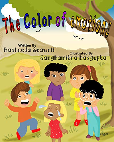 The color of emotions (English Edition)