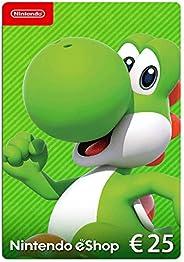 Nintendo eShop Carta regalo 25 EUR - Codice download