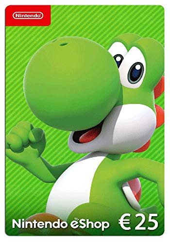 Nintendo eShop Card | 25 EUR Guthaben | Download Code