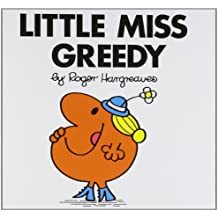 Little Miss Greedy (Little Miss Classic Library)