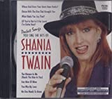You Can Sing The Hits of Shania Twain Karaoke CD+Graphics Pocket Songs PSCD+G 1225
