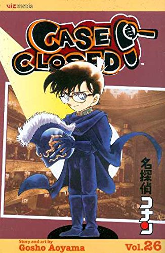 CASE CLOSED GN VOL 26 (C: 1-0-0)