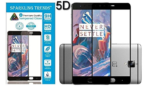 Sparkling Trends Premium Edge to Edge Tempered Glass Screen Protector...