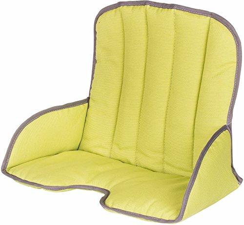 Geuther - Sitzkissen für Hochstuhl Tamino, grün (Besten Etagenbett)