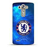 Best Design FC Chelsea Football Club Phone Case Cover For LG G4 3D Plastic Phone Case