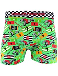 **Great Value** Mens 'Favourite' Boxer Short with Greyhound Motif