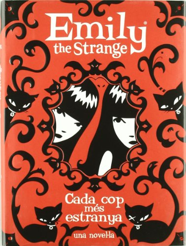 Emily the Strange: Cada cop més estranya par Jessica Gruner