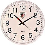 Athletic Club de Bilbao - Reloj de pared 45 cm RE03AC00 - Blanco