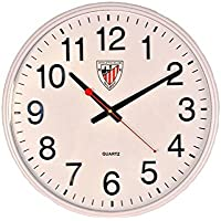 ATHLETIC CLUB DE BILBAO - Reloj de Pared 45 cm RE03AC00 - Blanco
